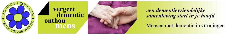 Mensen met dementie in Groningen